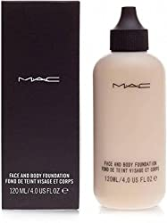 M.A.C Professional Face & Body Nc25 Foundation��(Nc25, 120 Ml)