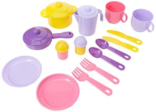 Polesie Polesie54845 Toy Cookware Set for Two