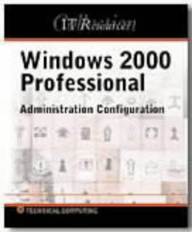 Windows 2000 Professional IT Resources par Jose Dordoigne