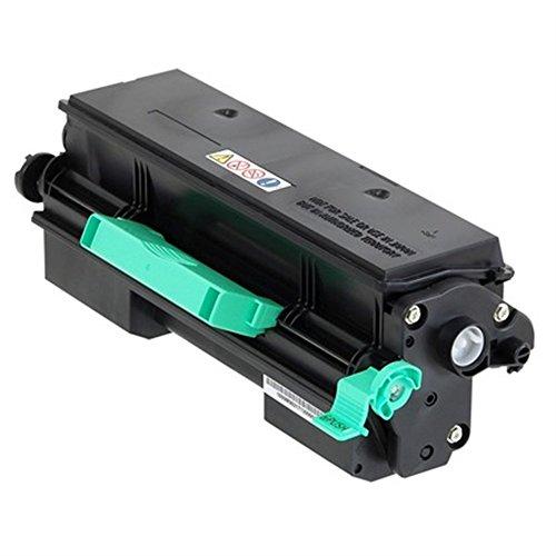 Ricoh SP3600/sp3600dn/SP3610/sp4510Toner schwarz 6.000Seiten.-407340-wiederaufbereitete Toner-Kit für Gebrauch in: SP 3600DN/SP 3600sf/SP 3610sf/SP 4510dn/SP 4510sf -