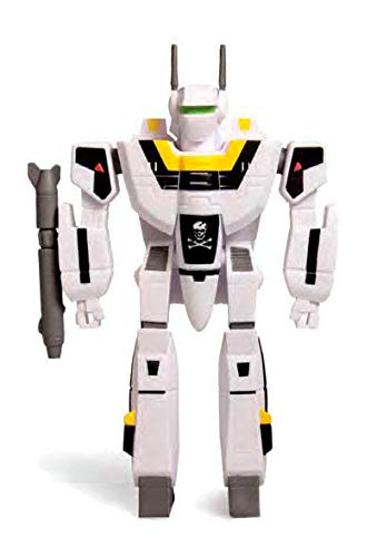 Super7 Figura VF-1S 10 cm. Robotech. Reaction