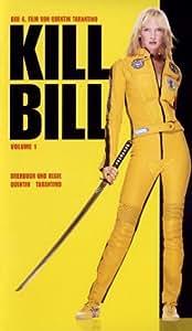 Kill Bill, Vol. 1 [VHS]