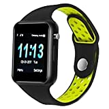 JDTECK Samsung Galaxy Core Advance Watch Connected, Smartwatch TF (Micro SD), Transmisor Bluetooth, Touch Smart, Tracker Fitness Impermeable Compatible con su Samsung Galaxy Core Advance