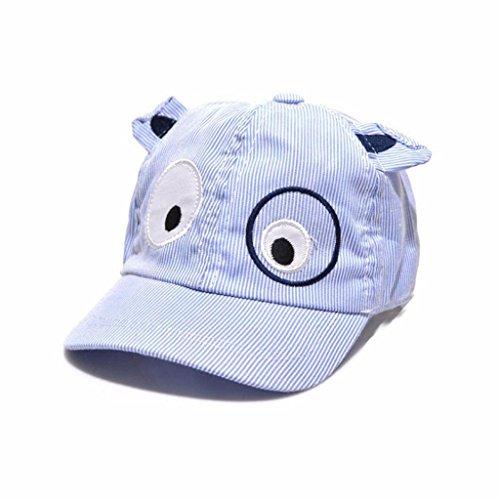 SHOBDW Baby Hats, Kids Boys Girls Cute Cartoon Dog Beret Hat Sun Hat Baseball Cap