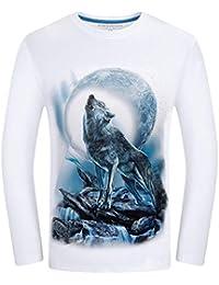 con stampa it Amazon personalizzata maglietta XL Uomo vEapaqw18