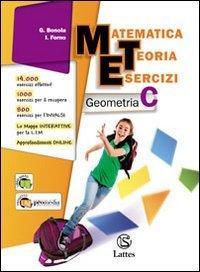 Matematica teoria esercizi. Geometria. Per la Scuola media. Con espansione online: 3