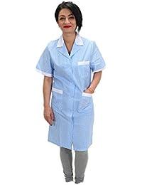 laboratorio Camici it Abbigliamento Sanitari da Amazon Blu wEgp8qSI