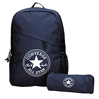 41YWOxXZbVL. SS324  - Converse Schoolpack XL Backpack Unisex Set Blue 45GXN90