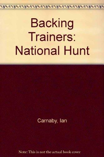 Backing Trainers 1993-94: National Hunt por Ian Carnaby