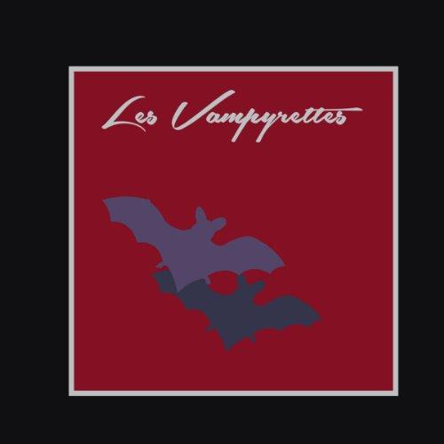 Les Vampyrettes (Blue Vinyl/Poster/Ltd.) [Vinyl Maxi-Single] [Vinyl Maxi-Single] -