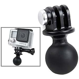 Trepied Tete rotative pour GoPro Hero