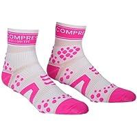 COMPRESSPORT Pro Racing V2 Run Hi - Calcetines para Hombre