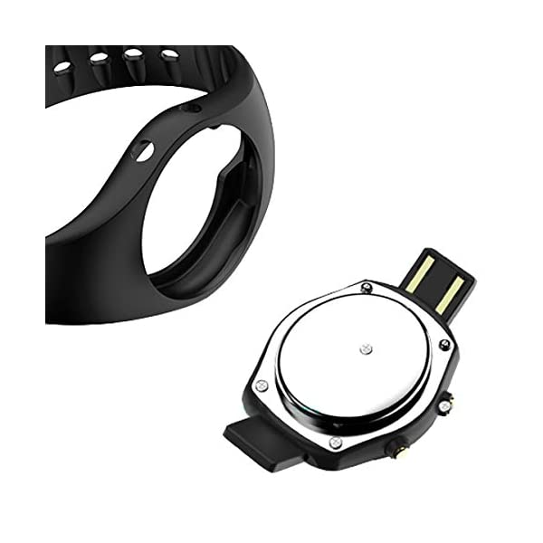 RCruning-EU Pulsera Actividad Impermeable IP68 Fitness Smartwatch Tracker Contador de Pasos, Contador de Calorías… 6