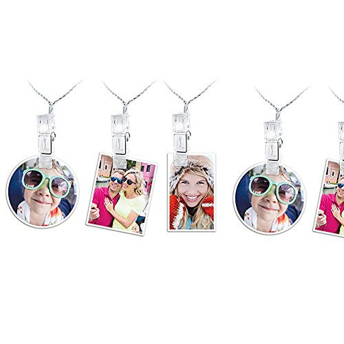 K-bright foto clip,20 singoli,ip44 catena luminosa,batterie alimentato per san valentino, natale, festa,salotto, negozio,bianco freddo