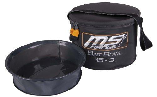 MS Range Bait Bowl (Futtereimer/Futterwanne 15+3 Liter)