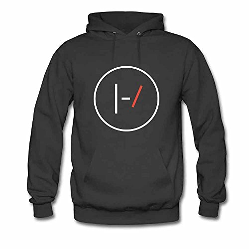 Mens Fashion Hoodies 03 Twenty One Pilots Logo Sweatshirt M