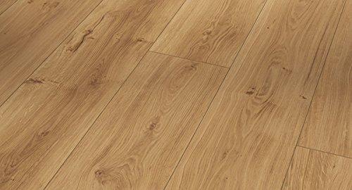 PARADOR Vinylboden Modular One - Eiche Spirit natur 1730772 - Designboden Landhausdiele Holzstruktur mit integrierter Kork-Trittschalldämmung und Klick-Verbindung - Paket a 2,493m²