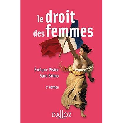 Le droit des femmes - 2e éd. (À savoir)