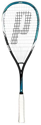 Prince Equipo Adrenalin 400–Raqueta de squash incluyendo squashbag
