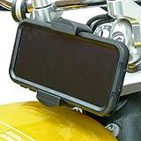 Buybits XL Deluxe 13mm Sport Motorrad Stange Handy-Halterung für Suzuki GSX R1000 (2005-2007)