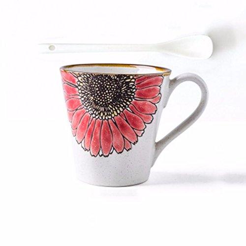 tasses à café Ruban Originaux Céramique Minimaliste Deux Tasses De Café, Les Tasses, Tasses, Tasses De Lait - Tasses, Tasses, Tasses,A1