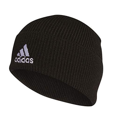 adidas Erwachsene TIRO WOOLIE Hat, Black/White, OSFM