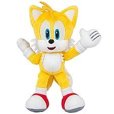 Sonic el Erizo T22530SONIC –peluche del personaje clásico de 20,32 cm