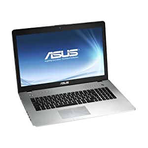 "ASUS VB-T4042H Ordinateur Portable 17.3 "" 1000 Go NVIDIA GeForce GT 740M Windows 8 Noir, Argent"