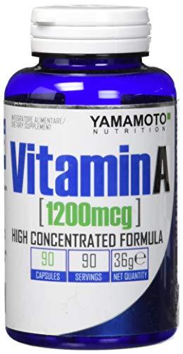 Vitamin A 1200mcg 90 capsule integratore di vitamina A