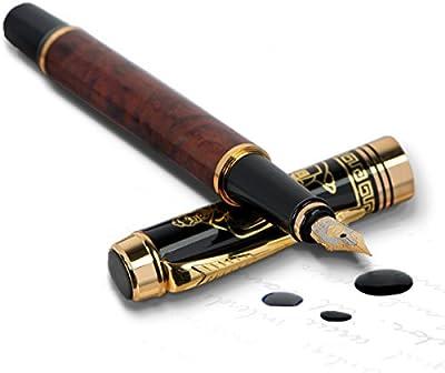 Monte Lovis - Pluma estilográfica de diseño clásico, color R14063449