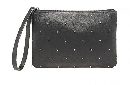 Tamaris KENDRA POUCH Beutel Damen 7905172-001 elegante kleine Handgelenktasche Abendtasche in Black
