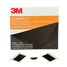 "3M Comply Attachment Set - Full Screen Universal - Notebook privacy filter - 11.6""-15.6"" - black"