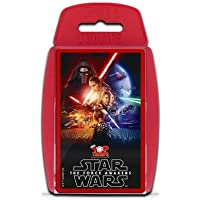 Star Wars Episode VII: The Force Awakens Top Trumps Card Game