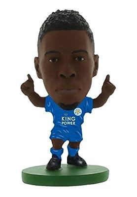 SoccerStarz SOC1198 Leicester Kelechi Iheanacho Home Kit Classic Figure