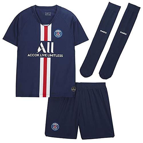 Leehee maglia da calcio personalizzata t-shirt e pantaloncini club team, nuova stagione 2025 (casa e trasferta) maglia da calcio con qualsiasi nome e numero personalizzato per uomo bambini