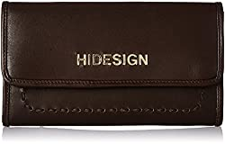 Hidesign Womens Wallet (Brown)