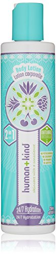 human + kind Body Lotion, 1er Pack (1 x 250 ml)