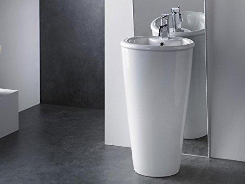 Bathco – Lavabo Bathco Pedestal Roma 820X470X170