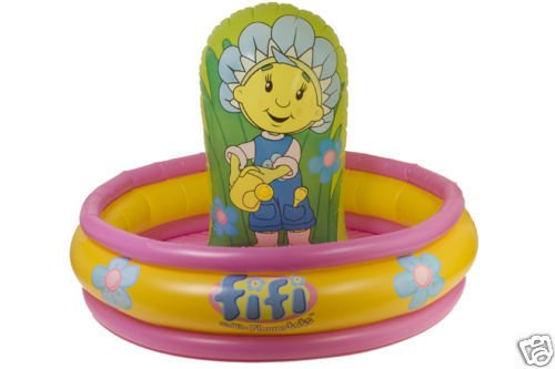 Fifi and the Flowertots Paddling Pool with Sprinkler
