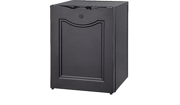 Mini Kühlschrank Mit Glas : Syntrox mini büro kühlschrank liter hotel minibar mit schloss