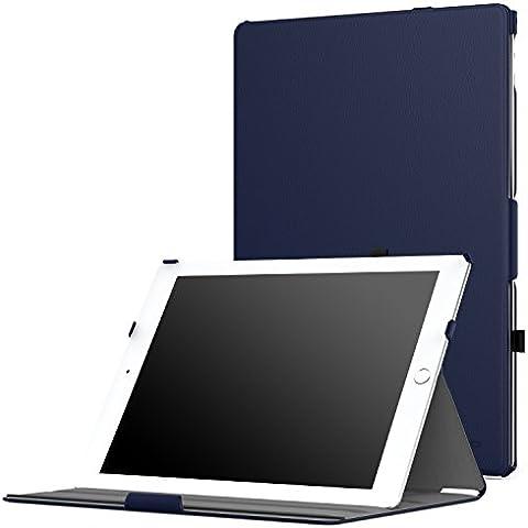 MoKo iPad Pro 12.9 Funda - Slim-Fit Función de Soporte Foltable Smart Cover Case Con Cierre Magnético (Auto Sueño / Estela) para Apple iPad Pro 12.9 Pulgadas 2015 Tablet,