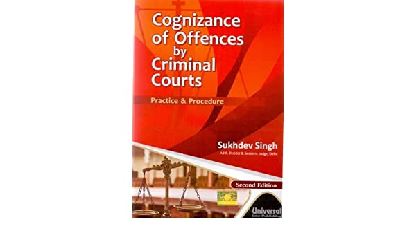 cognizance of