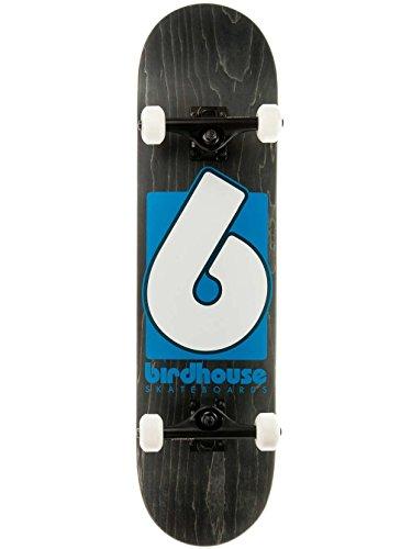 "Birdhouse Skateboard Complete Deck Stage 3 B Logo 8.0"" Complete"