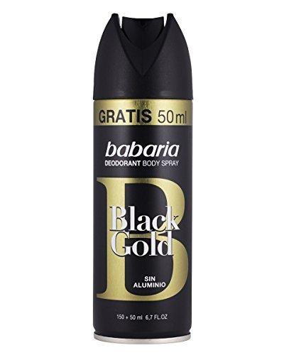Babaria, Desodorante - 6 200 ml. Total 1200 ml