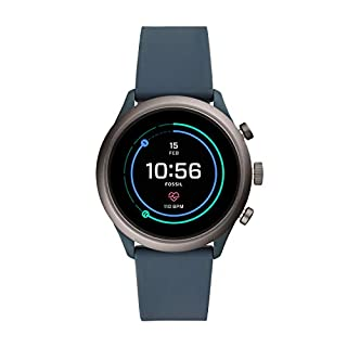 Fossil Mens Sports Smartwatch with Silicone Strap FTW4021 (B07N9G5K19) | Amazon price tracker / tracking, Amazon price history charts, Amazon price watches, Amazon price drop alerts