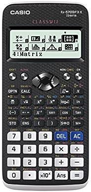 Casio FX-570SPXII- Calculadora científica, Recomendada para el curriculum español y portugués, 576 funciones,