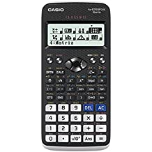 Casio FX-570SPXII-S-ET - Calculadora científica (552 funciones), color negro