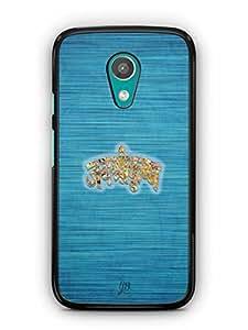 YuBingo Jai Shri Krishna Designer Mobile Case Back Cover for Motorola G2