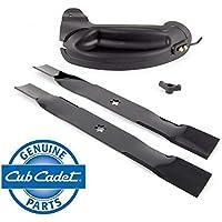 Cub Cadet 46in. 2-Blatt Rasentraktoren Mulch Kit, 2010und nach