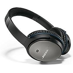 Bose QuietComfort 25 Casque filaire Circum-aural à Réduction du Bruit - Android – Noir